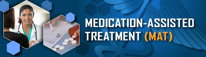 medication assisted treatment banner